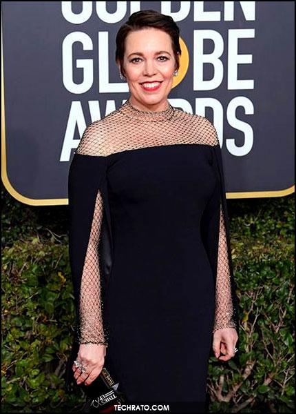 لیست کامل برندگان گلدن گلوب 2019 ؛ Golden Globe Awards {hendevaneh.com}{سایتهندوانه} - gg olivia colman - لیست کامل برندگان گلدن گلوب ۲۰۱۹ ؛ Golden Globe Awards