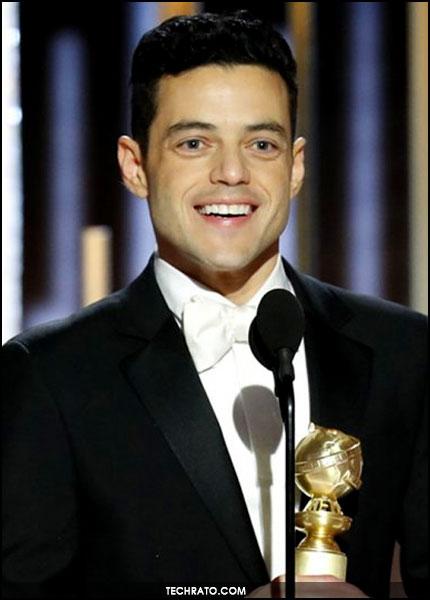 لیست کامل برندگان گلدن گلوب 2019 ؛ Golden Globe Awards {hendevaneh.com}{سایتهندوانه} - gg rami malek - لیست کامل برندگان گلدن گلوب ۲۰۱۹ ؛ Golden Globe Awards