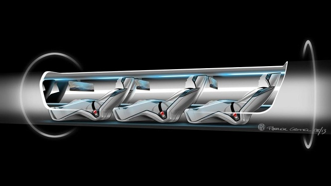 کپسول Hyperloop چگونه کار میکند