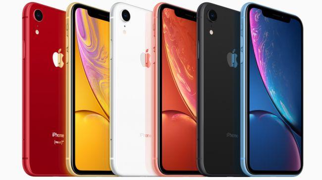 آیفون ایکس آر (iPhone XR)