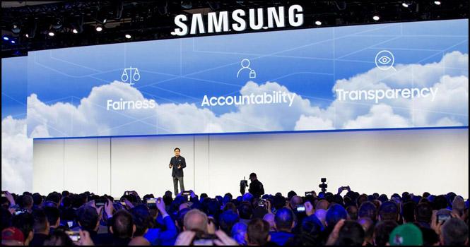 نوآوریهای سامسونگ برای زندگی متصل در CES 2019: هوش مصنوعی، 5G و اینترنت اشیا {hendevaneh.com}{سایتهندوانه} - samsung connect life ces 2019 5 - نوآوریهای سامسونگ برای زندگی متصل در CES 2019: هوش مصنوعی، ۵G و اینترنت اشیا