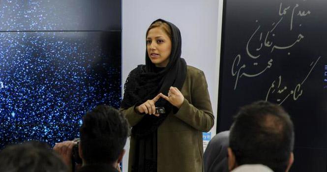 معرفی نسل جدید نمایشگر تعاملی سامسونگ (Flip) در ایران