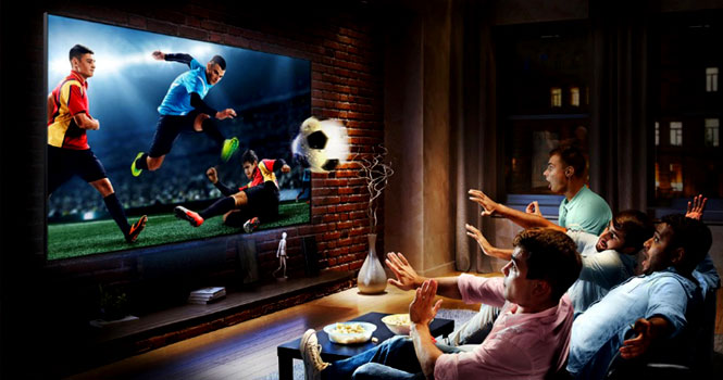 مروری بر قابلیتهای حالت ورزشی تلویزیونهای هوشمند سامسونگ