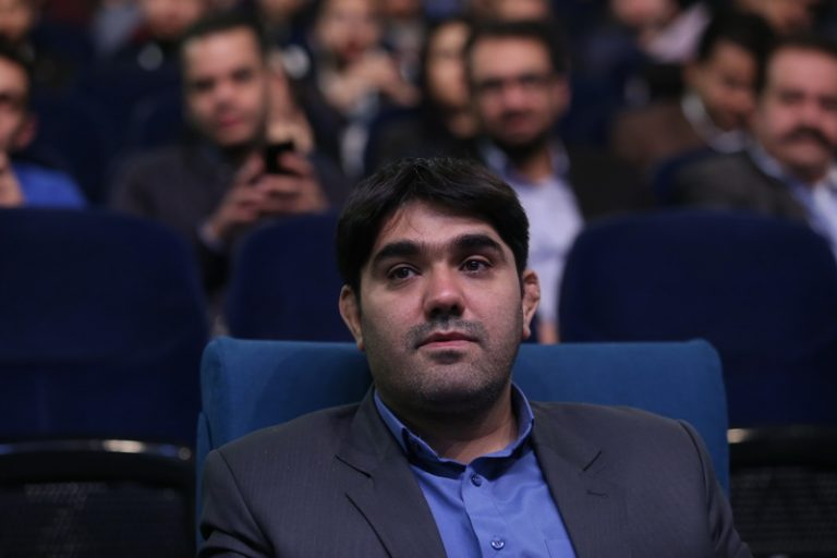 رضا الفت نسب، دبیر جشنواره وب و موبایل ایران
