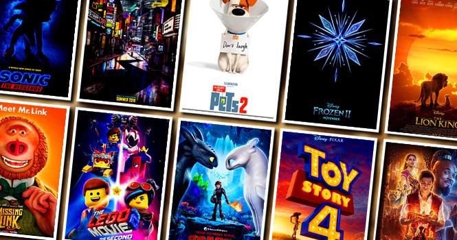 بهترین انیمیشن های 2019 ؛ دانلود پرفروش ترین و بهترین کارتون های جدید سال دنیا