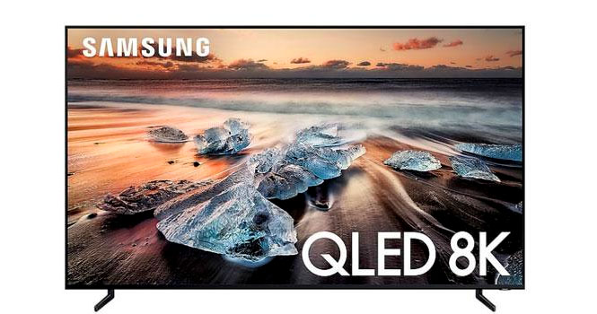 بیکسبی جدید و تلویزیونهای QLED 2019 8K سامسونگ در نمایشگاه فروم ۲۰۱۹