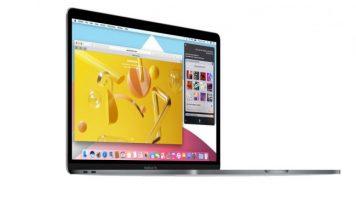 4. اپل مک بوک پرو 13 اینچی با تاچ بار 2018