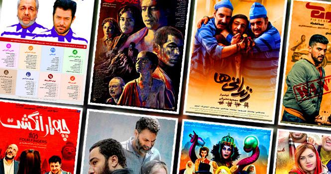 بهترین فیلم های 98 ؛ مروری بر پرفروش ترین فیلمهای جدید ایرانی سال
