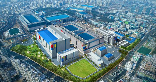توسعه فناوری پردازنده های 5 نانومتری FinFET توسط سامسونگ
