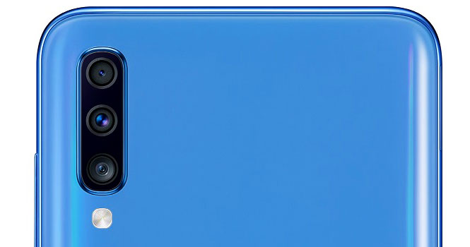 مروری بر مشخصات گوشی گلکسی A70 سامسونگ ؛ عضو جدید موبایلهای سری گلکسی