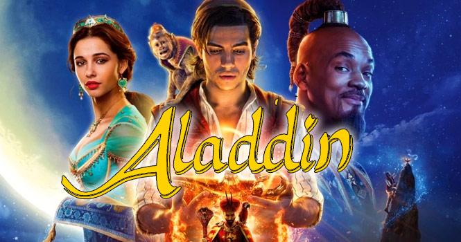 فیلم Aladdin 2019 ؛ نسخه جدید انیمیشن علاءالدین کلاسیک دیزنی