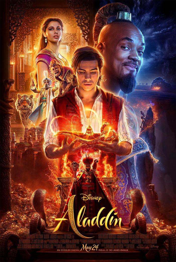 فیلم Aladdin 2019 ؛ نسخه جدید بازسازی شده انیمیشن کلاسیک دیزنی