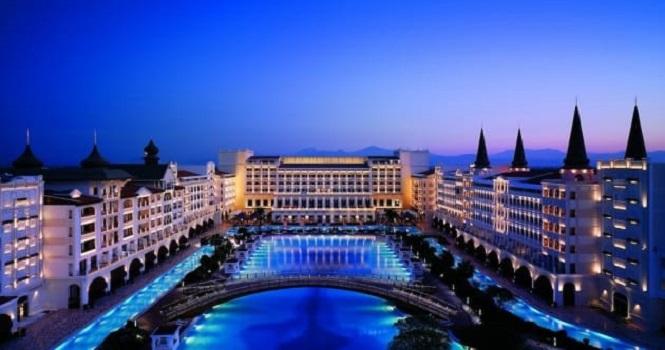 زیباترین و لوکس ترین هتل های آنتالیا در تور آنتالیا