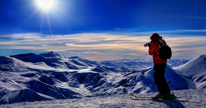 بهترین و معروف ترین پیست های اسکی جهان در تور لحظه آخری