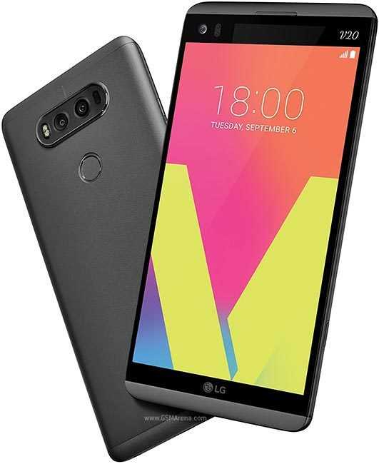گوشی موبایل ال جی وی ۲۰