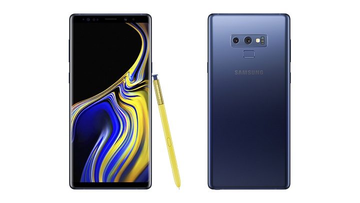 گلکسی نوت 9 (SAMSUNG GALAXY NOTE 9)