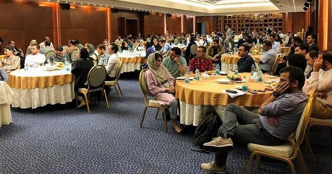 گردهمایی تابستانه انجمن صنفی کسب و کارهای اینترنتی شهر تهران