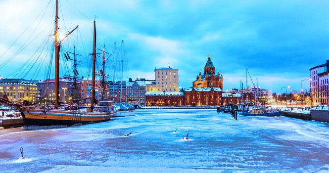 آشنایی با بهترین کشورهای جهان برای مهاجرت و زندگی و تحصیل در سال 2019 میلادی/هلسینکی