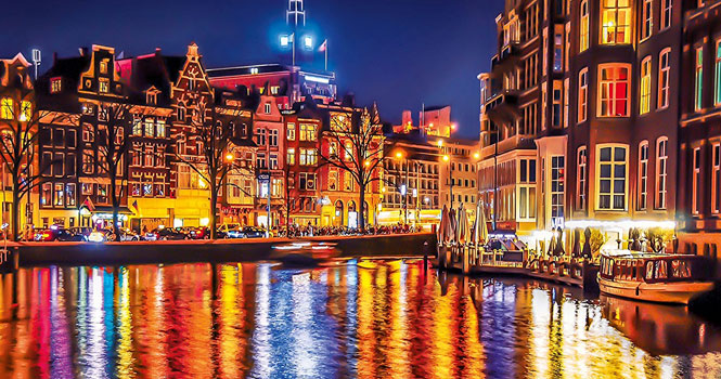 آشنایی با بهترین کشورهای جهان برای مهاجرت و زندگی و تحصیل در سال 2019 میلادی/آمستردام