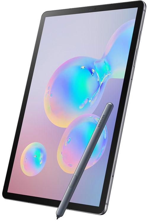 گلکسی Tab S6 سامسونگ ؛ رقیبی برای iPad Pro اپل معرفی شد