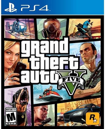 بازی گرند تفت اتو 5 (Grand Theft Auto 5)