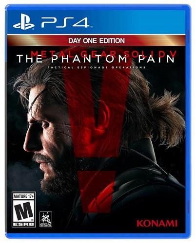بازی متال گیر سالید 5: فانتوم پین (Metal Gear Solid 5: The Phantom Pain)