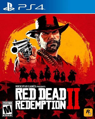 بازی رد دد ردمپشن 2 (Red Dead Redemption 2)