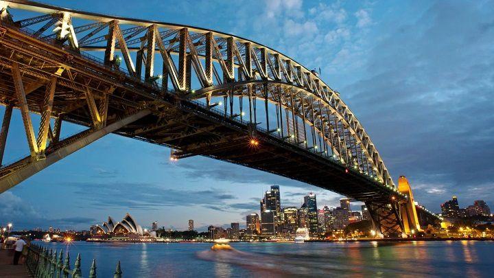 پل بزرگ سیدنی