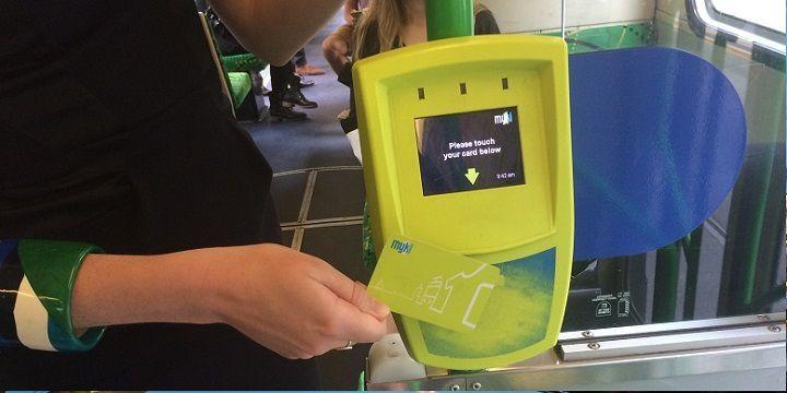 اگر مسافر ملبورن هستید، حتما کارت اعتباری MYKI را تهیه کنید.