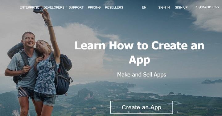سایت های آموزش طراحی اپ