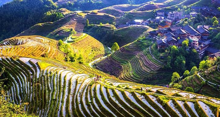 مهمترین مکان های دیدنی کشور چین