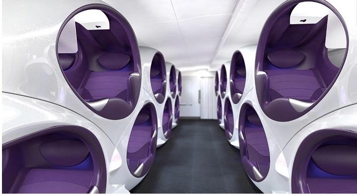 سبک تر شدن بدنه هواپیماهای آینده