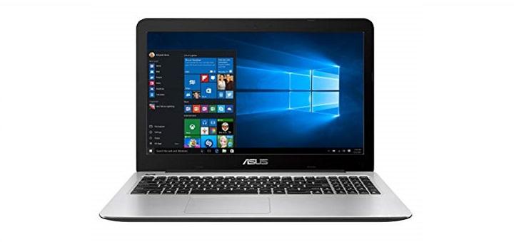 بهترین لپ تاپ از نظر طراحی: ایسوس F556UA-AB32