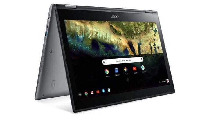 لپ تاپ کروم بوک: کروم بوک 15 اسپین سی پی 315 (Chromebook 15 Spin CP315)
