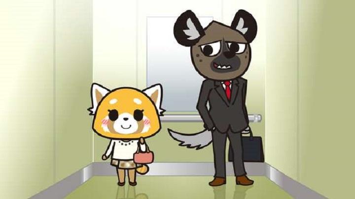 فصل دوم آگرتسوکو (Aggretsuko)