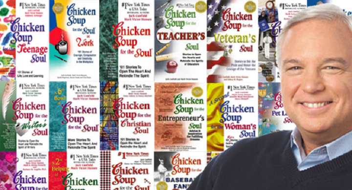 مجموعه کتابهای سوپ مرغ برای روح
