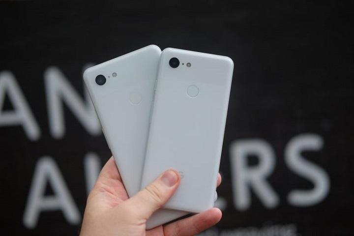 بهترین گوشی از نظر ویژگیهای گوگل: گوگل پیکسل 3 و گوگل پیکسل 3 XL (Google Pixel 3 / Pixel 3 XL)