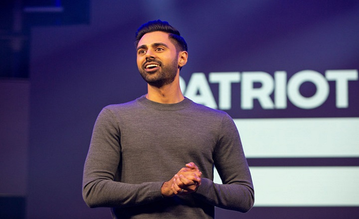 عمل وطن دوستانه حسن مینهاج (Patriot Act with Hasan Minhaj) از شبک نتفیلیکس