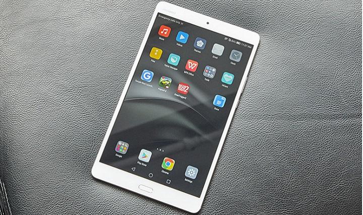 9. هواوی مدیا پد ام 3 8.0 (Huawei MediaPad M3 8.0): تبلتی کوچک و زیبا از طرف یک گوشی ساز برجسته