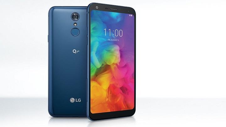 ال جی کیو 7 پلاس (+LG Q7): محصولی زیبا و کارآمد با قیمت خوب