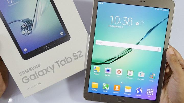 گلکسی تب اس 2 (Samsung Galaxy Tab S2): یک تبلت زیبا با چهار نوع رنگ بدنه