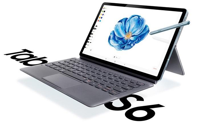 گلکسی تب اس 6 2019 جدید (Samsung Galaxy Tab S6): مجهز به یک قلم کاملا جدید
