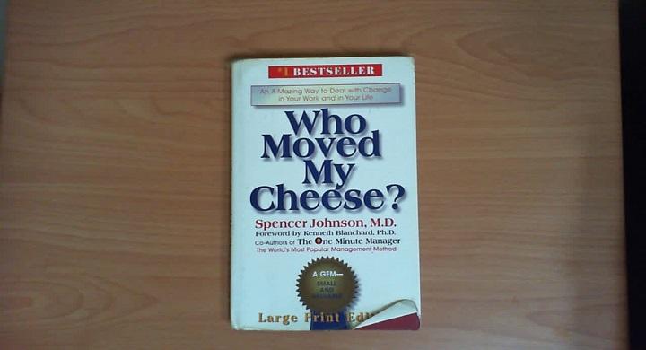 چه کسی پنیر مرا جابجا کرد؟