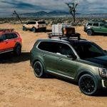 بررسی و مشخصات فنی کیا تلوراید 2020 Kia Telluride؛ رقابت با آمریکاییها؟