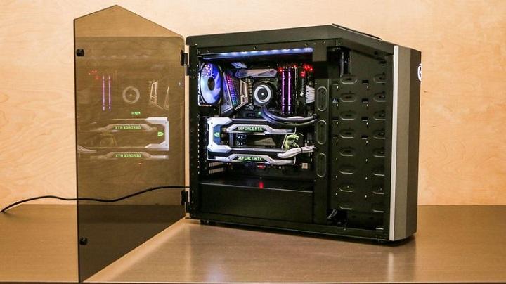 میلینیوم اوریجین پی سی (Origin PC Millennium): بهترین سیستم گیمینگ گران قیمت 4K با کارایی HDR