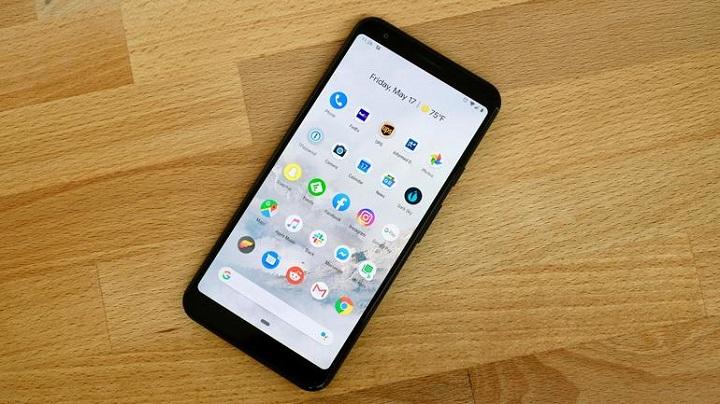 بهترین گوشی گیمینگ برای سرویس استریم بازی استادیا: گوگل پیکسل 3 آ ایکس ال (Google Pixel 3a XL)