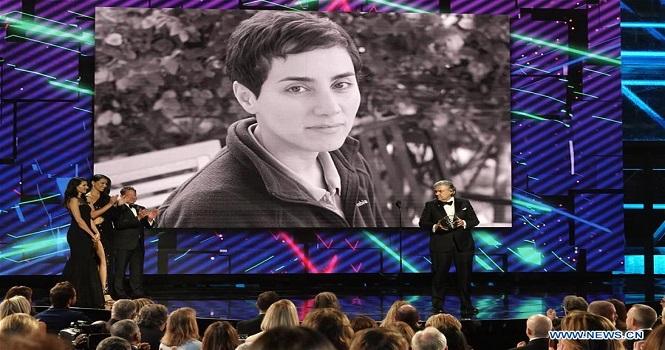 جشن جایزه مریم میرزاخانی در ناسا و با حضور زاکربرگ برگزار شد