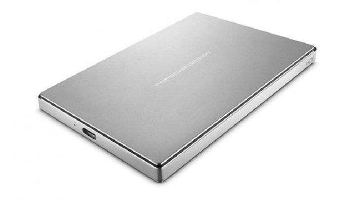 لسی پورش دیزاین موبایل درایو 4 ترابایت: ستاره هاردهای دارای پورت USB نوع C
