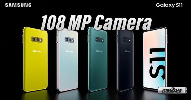 دوربین سامسونگ گلکسی اس 11 سنسور 108 مگاپیکسلی خواهد داشت