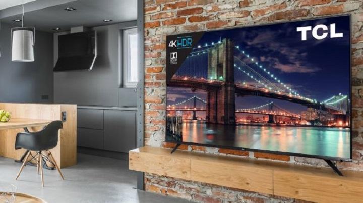 تی سی ال سری 6 2018 (R615, R617): یک تلویزیون 4K HDR اقتصادی منحصر بفرد